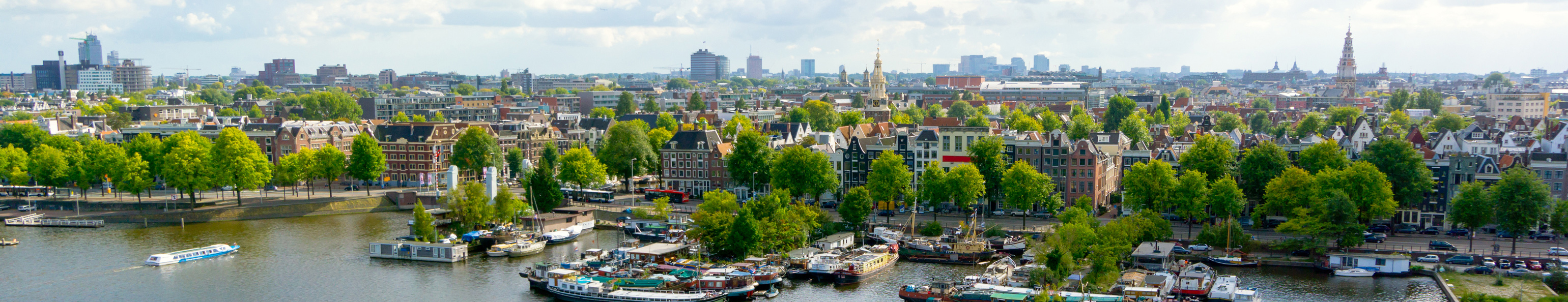 Old Amsterdam city | Cleerdin & Hamer advocaten